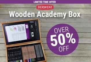 Derwent Academy Box