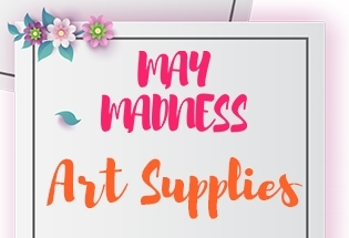 MAY MADNESS - ART