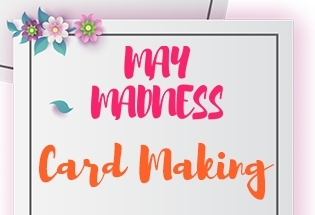 MAY MADNESS - CARD