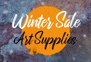 WINTER SALE - ART