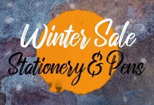 WINTER SALE - STATIONARY