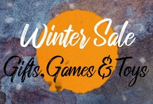 WINTER SALE - TOYS