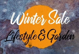 WINTER SALE - LIFESTYLE