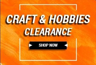 2020_WarehouseClearance_Craft&Hobbies