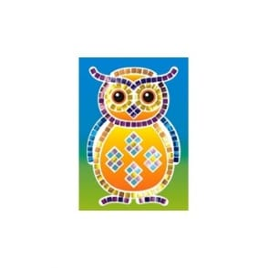 Mosaic Magic Owl