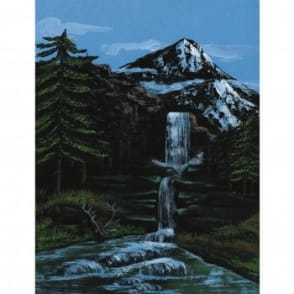 Mountain Waterfall - Masterpiece Set