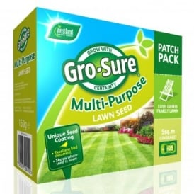 Multi Purpose Lawn Seed Patch Pack 150g