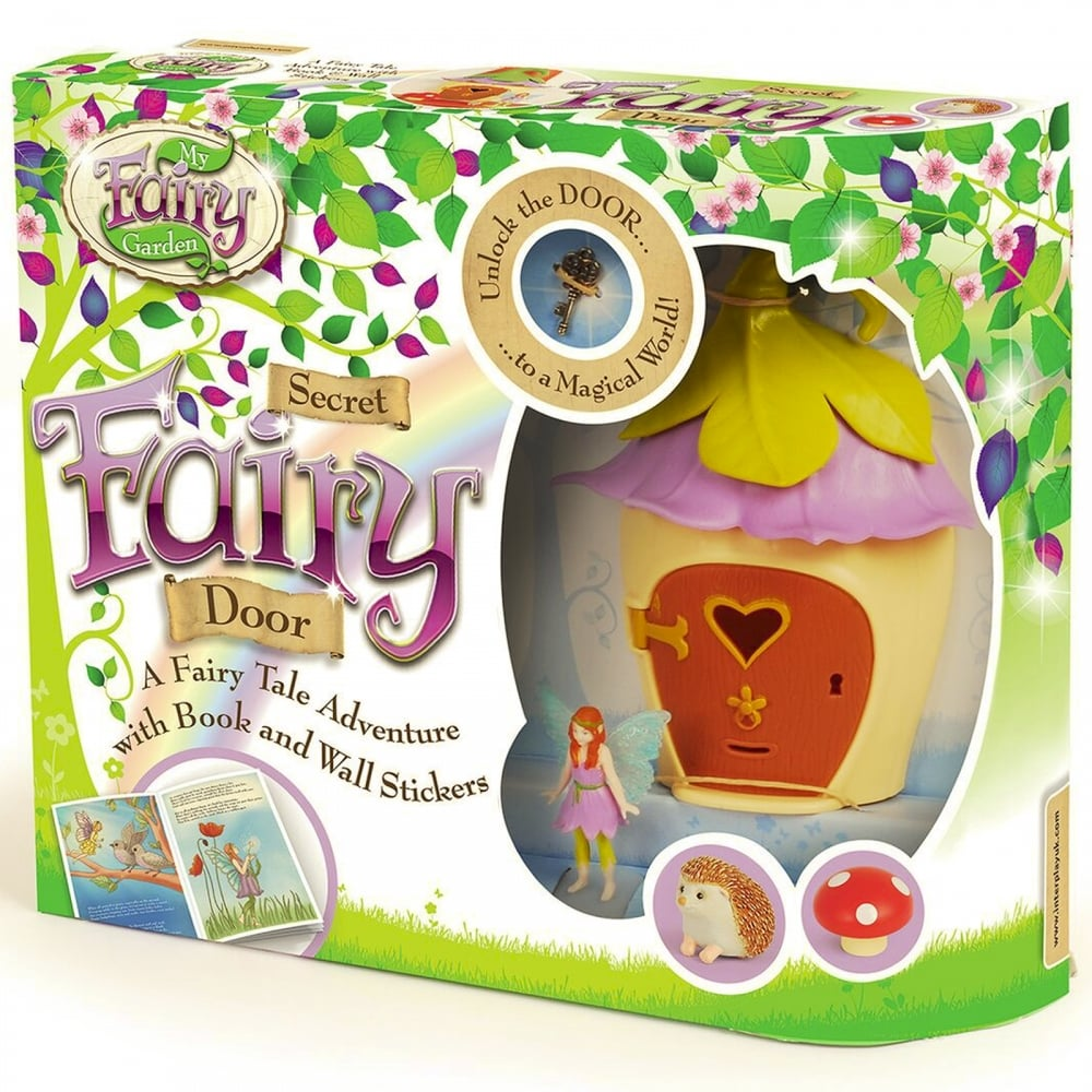 Charming My Fairy Garden Secret Fairy Door Play Set Pictures Gallery