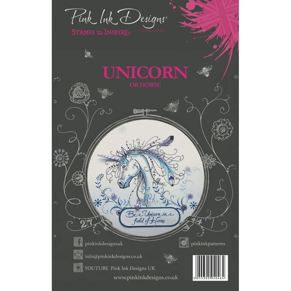 Mythical Creatures Clear Stamp Set Bundle