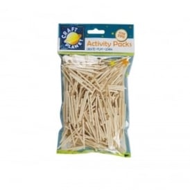 Natural Match Sticks approx 500
