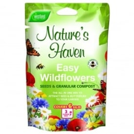 Natures Haven Easy Wildflowers 100g