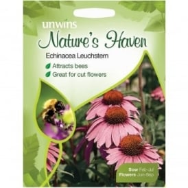 Natures Haven Echinacea Leuchstern Seeds