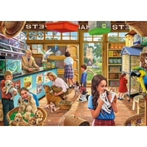 New Friends Jigsaw Puzzle 1000 Piece