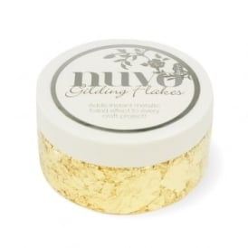 Nuvo Gilding Flakes -Radiant Gold 200ml