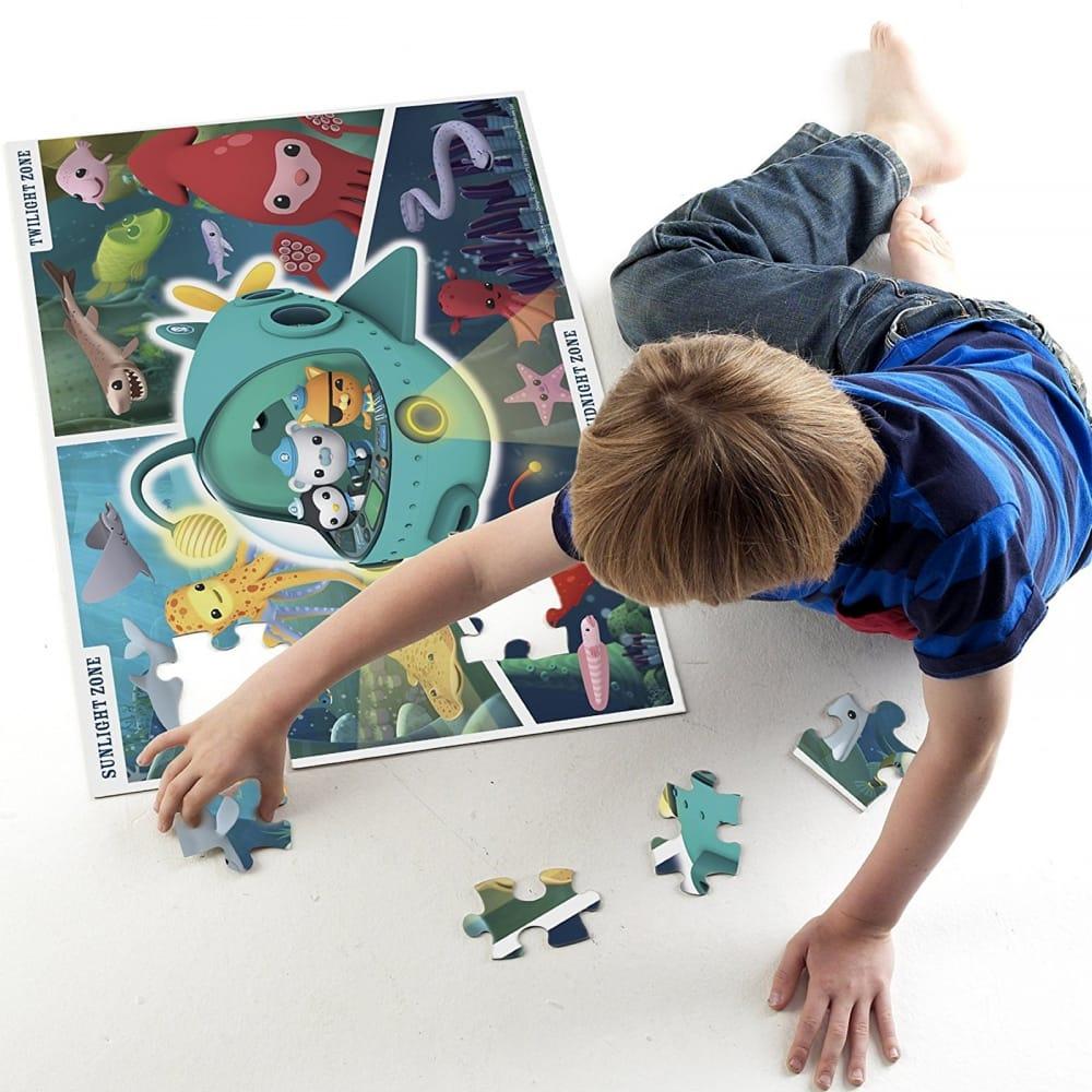 Octonauts Giant Floor 60 Piece Puzzle
