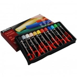 Oil Pastels 12 Box