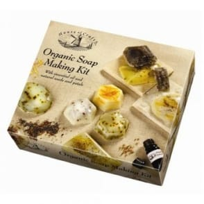 Organic Soap Making Kit