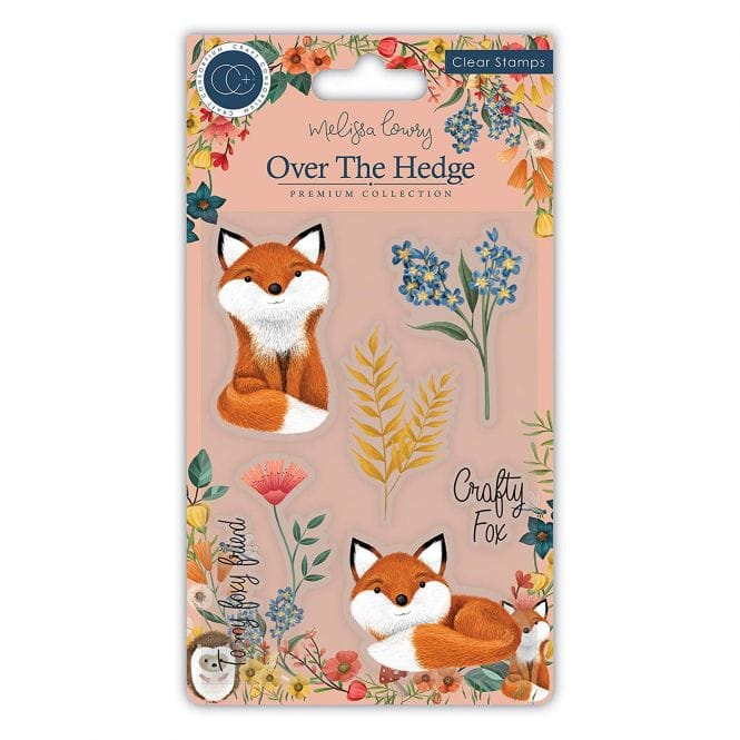 PRE SCHOOL PENCIL FOX Embellishment card toppers and scrapbooking