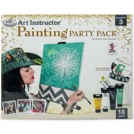 Paint Night Party Pack - Make a Wish