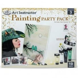 Paint Night Party Pack - Sweet Sisters
