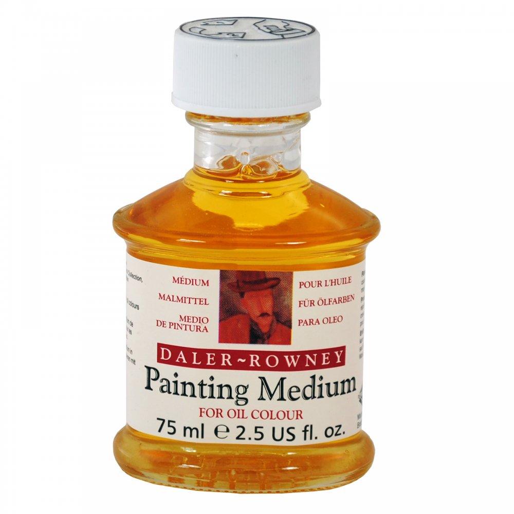 Daler Rowney Oil Painting Medium