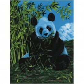Panda Painting By Numbers
