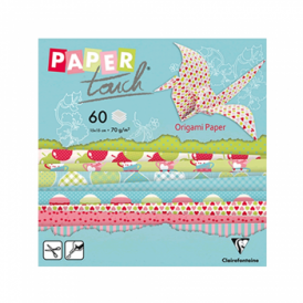 Paper Touch Children's Memories Origami Paper 60 sheets 70gsm