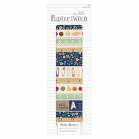 Papier Patch Deco Sheets:3 sheets 260 x 375 mm: Haberdashery