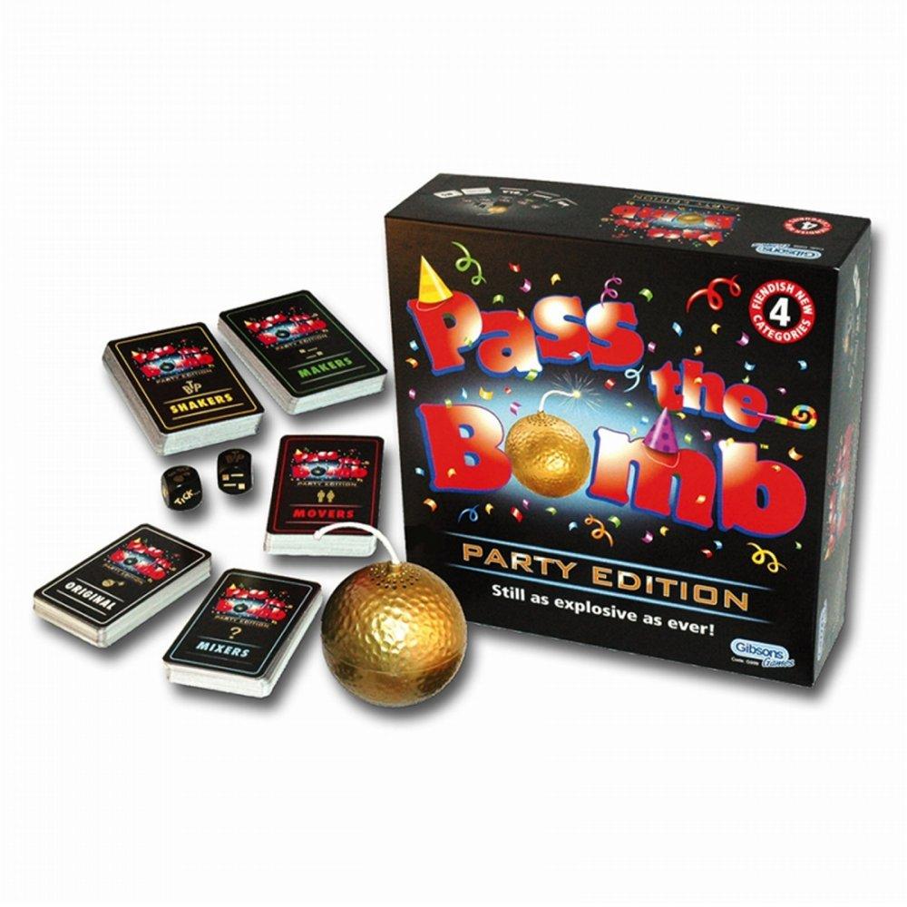 Pass the bomb game debenhams online