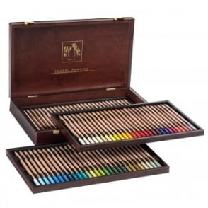 Pastel Pencils 84 Assorted Colours