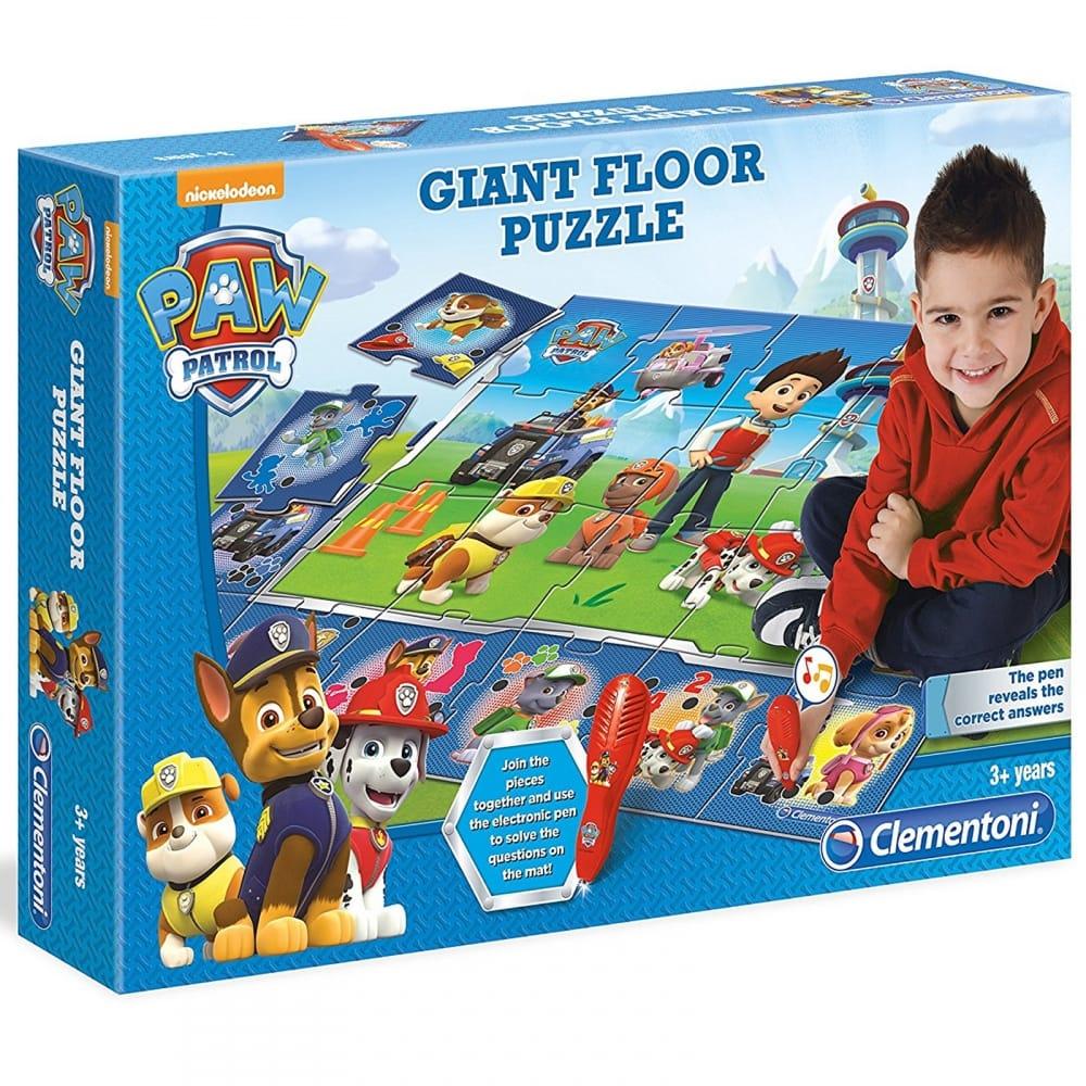 Paw Patrol Interactive Giant Floor Puzzle
