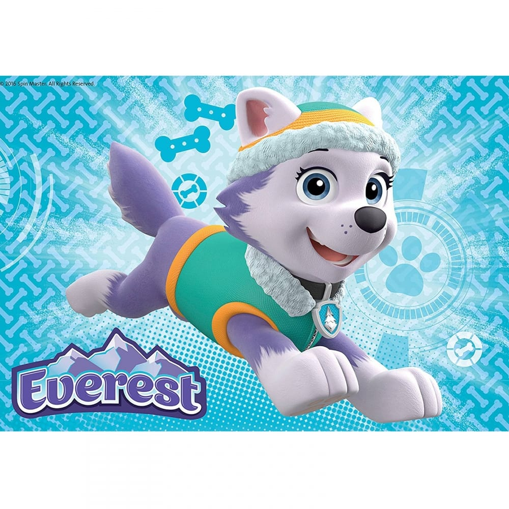 Paw Patrol Skye U0026amp; Everest 2 Puzzles In A Box 24 Pieces