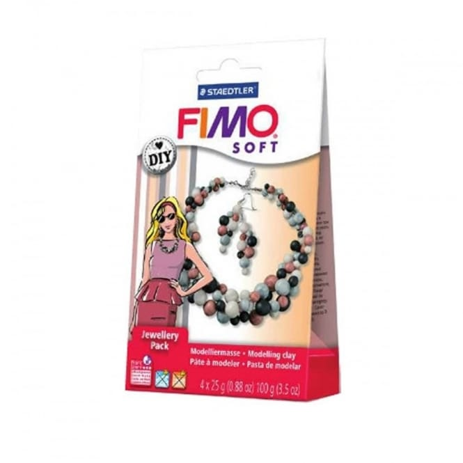Pearl  Jewellery Pack Soft Modeling Clay