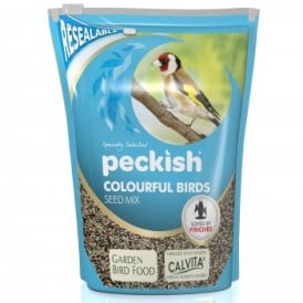 Peckesh Colourful Birds Seed Mix 2KG