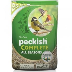 Peckish Complete All Seasons 12.75kg