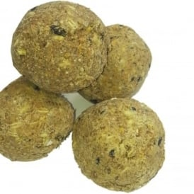 Peckish Pack of 4 Energy Balls