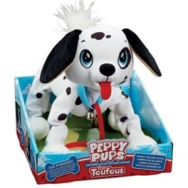 Peppy Pups Dalmation Dog Toy