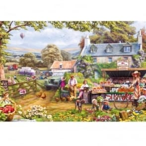 Pick Your Own 500 Piece Puzzle