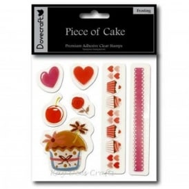 Piece of Cake - Clear Stamps - Frosting*
