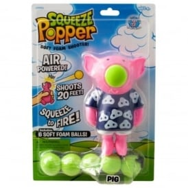 Pig Popper Soft Foam Shooter