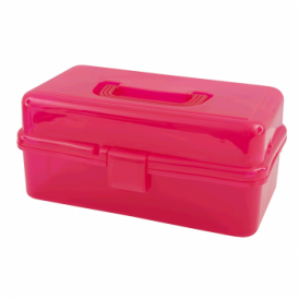 Pink Caddy Case