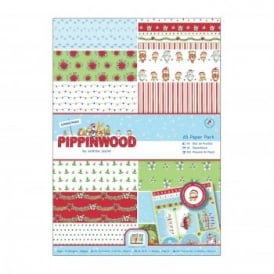 Pippinwood A4 Paper Pack 26pcs
