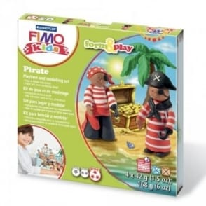 Pirate Playtime and Modelling Set