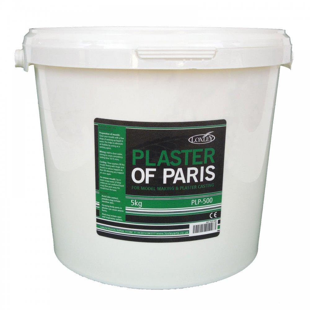 plaster of paris tub 5kg loxley from uk. Black Bedroom Furniture Sets. Home Design Ideas