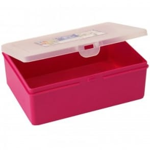 Plastic Organiser Deep Side Box