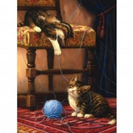 Playful Kittens Junior Paint By Numbers