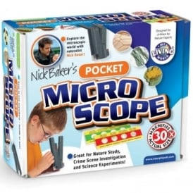Pocket Size Microscope
