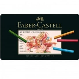 Polychromos Artists' Pastels 60 Set