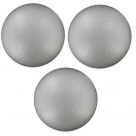 Polystyrene Ball 9cm Bundle 3 Pack