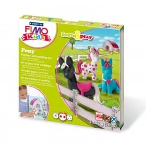 Pony Playtime and Modelling Set